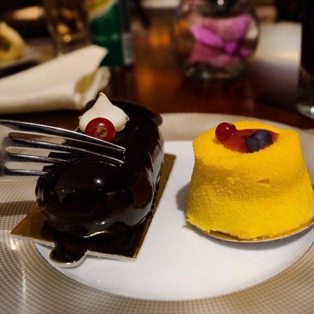 Shangri-La Doha Qatar dining Horizon Club Lounge