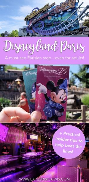 Disneyland Paris should be top of your bucket list itinerary whilst on vacation in France. This theme park has amazing rides, great restaurants, incredible theming and the general magic you'd expect from Disney.  Find out how to maximise your time at the park whilst having the best holiday fun!