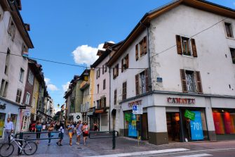 Annecy Old Town
