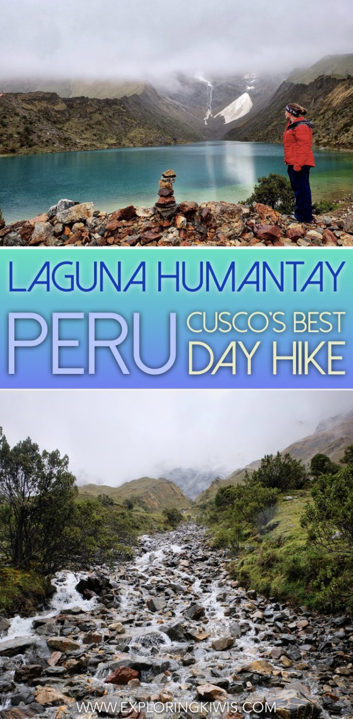 An easy day trip from Cusco, Peru, Humantay Lagoon is easily the best short hike in the region.  The stunning blue green lagoon becons hikers after approximately an hour of walking uphill and the valley throughout rewards with incredible views.  Definitely one to include in your Machu Picchu itinerary (or if you\'re doing the Salkantay Trek you\'ll have the pleasure anyway)!