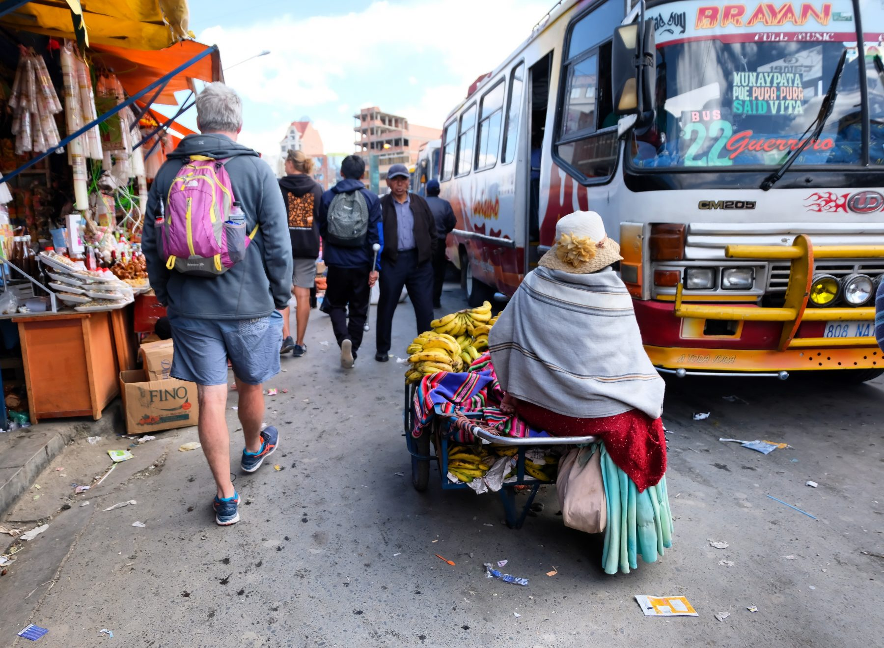 Buses in South America: The Ultimate Coach Transport Travel Guide - Exploring Kiwis
