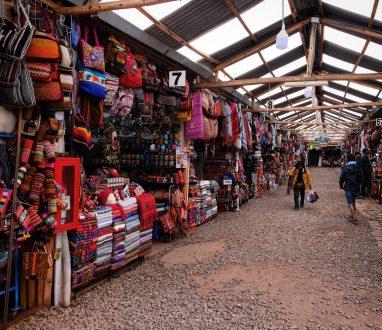 Cusco Peru market