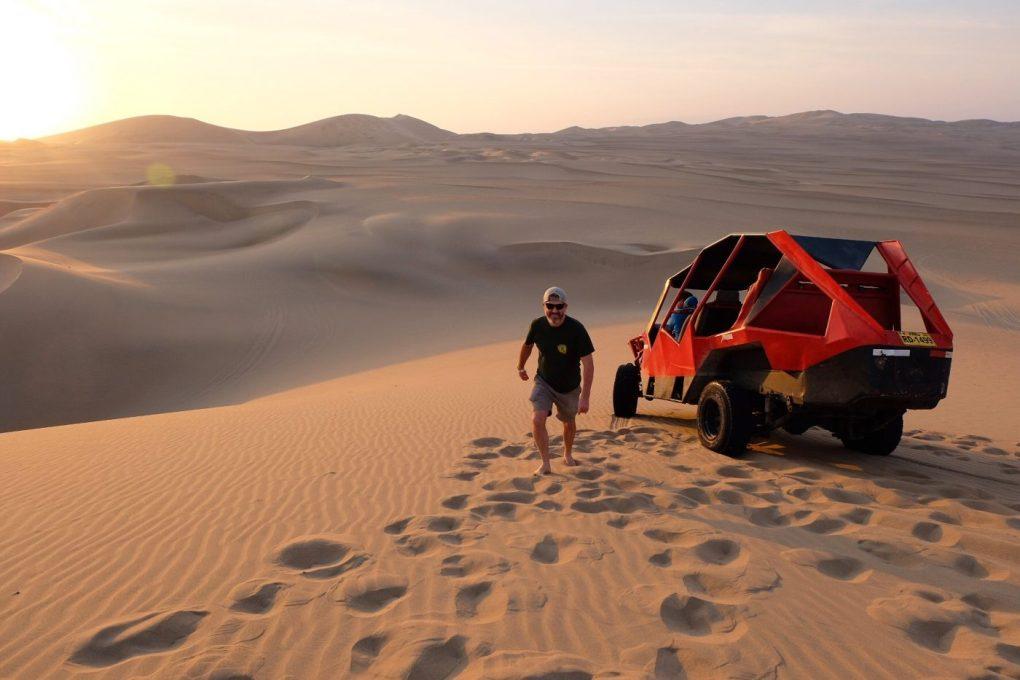 Huacachina Tours - Sandboarding, Dune Buggies & More