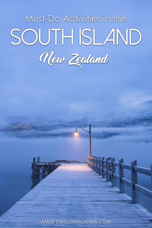 New Zealand is full of natural beauty and you don't find better than that of the South Island. With our travelling friends, we've brought you 10 amazing things to do in the South Island - some of which you'll have heard of, some that you won't. How many have you explored whilst on vacation in NZ? #travel #newzealand #southisland