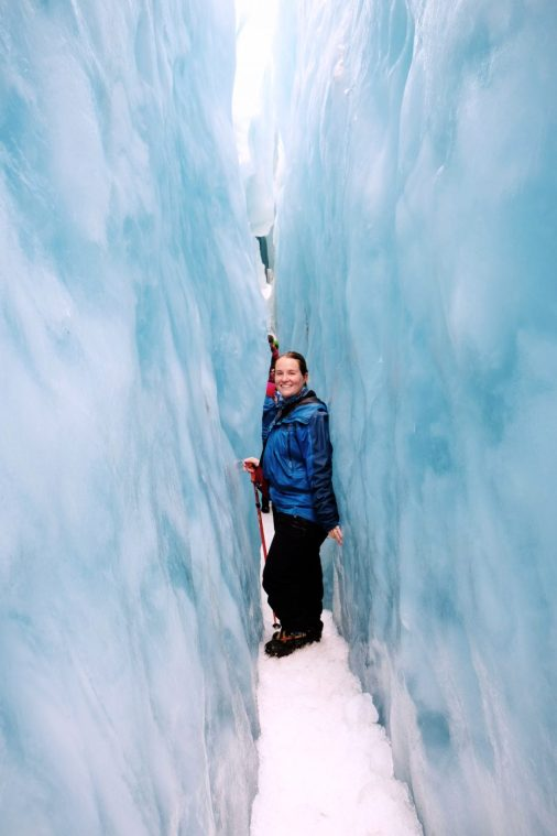 Heli Ice Hike 2