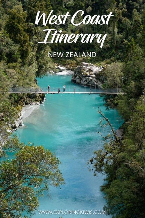 The West Coast of New Zealand's South Island is an incredible, untouched place - the New Zealand that you've been dreaming of! Our itinerary brings you the very best of the coast including accommodation, transport, activities and restaurant recommendations, along with some serious insider vacation tips! #travel #newzealand #westcoast