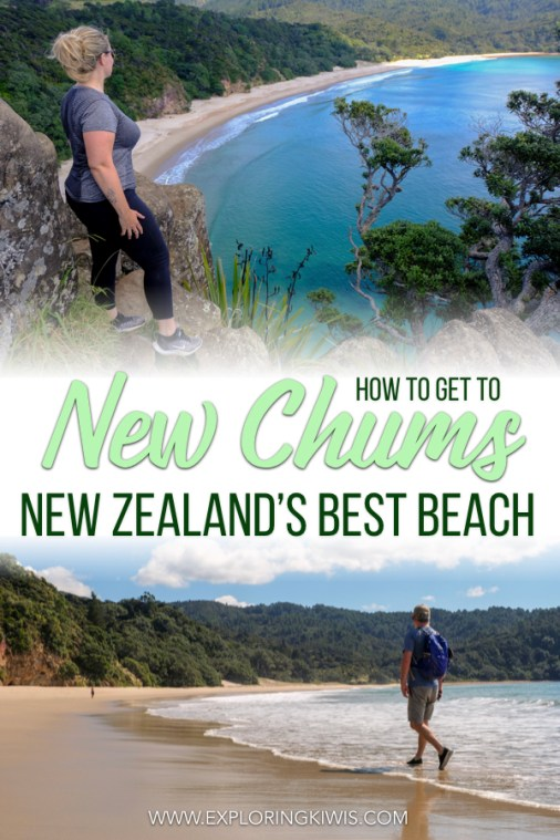 A complete guide to New Zealand's most beautiful beach. How to get there, what to expect and more. This is a private and gorgeous beach in the Coromandel that you just can't miss!