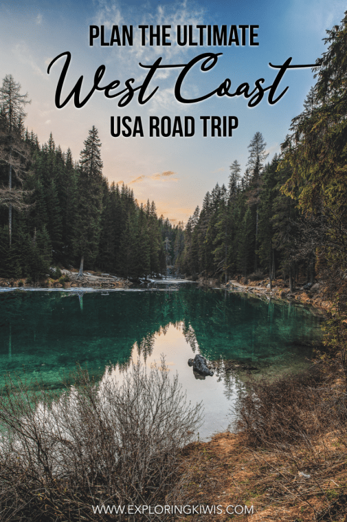 Plan your road trip through the West Coast of the United States. With accommodation, budgeting, a packing list, transport info and much more, this is the only guide you'll need to uncover the West Coast.