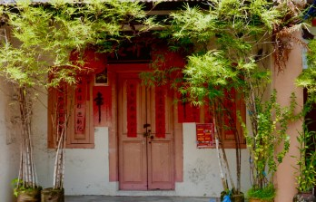 Housefront, Malacca