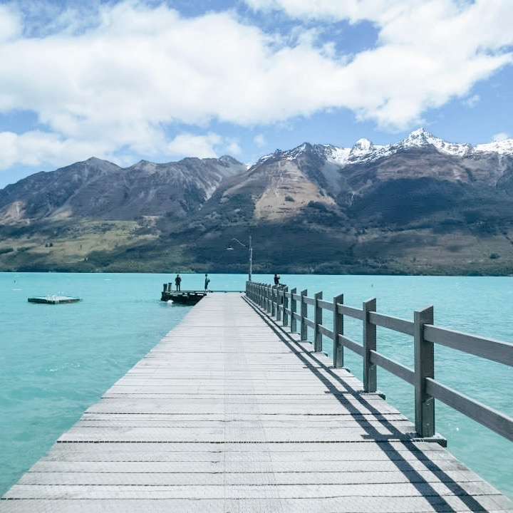 New Zealand: South Island