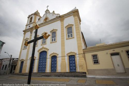 Church Ilha de Itaparica Salvador Brazil travel South America culture