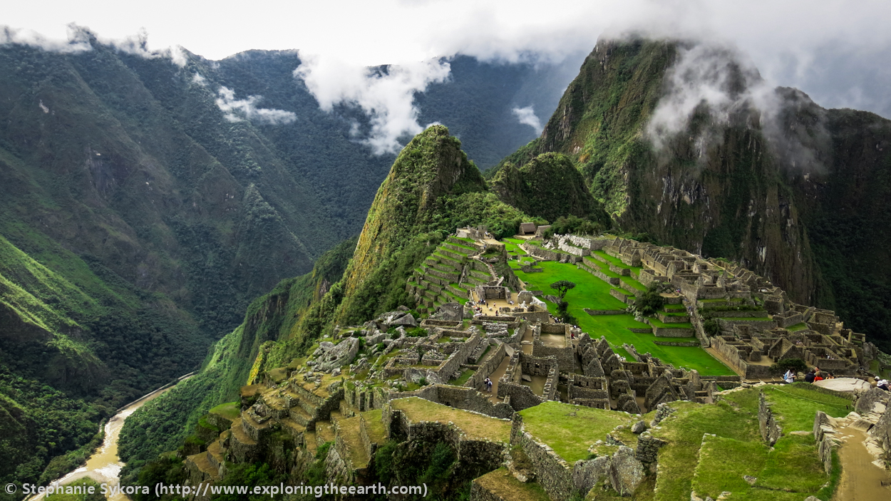 Good Places To Travel In South America