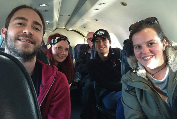 Young Tassie Scientists, Science, Scientific Communication, Flinders Island