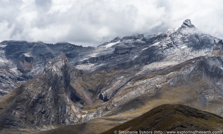 Working up high! The Peruvian Andes • Exploring the Earth on map of saint lucia highlands, peru highlands, map of guiana highlands, map of latin america and its landforms, map of argentina with lakes labeled, map of red sea highlands, map of scotland highlands,