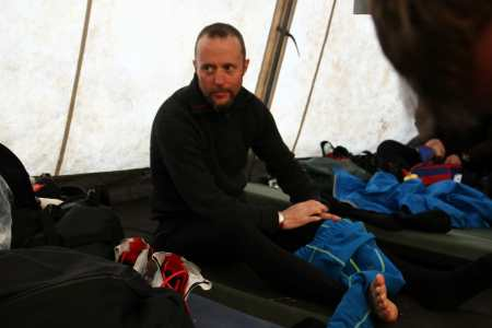 Arctic Circle Race - Klesbytte