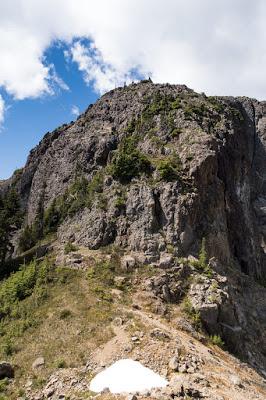 Mount Adrian via Rogers Ridge