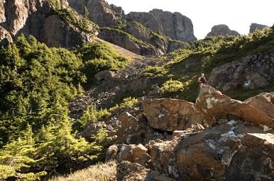 H'kusam Mountain via Stow Creak Trail