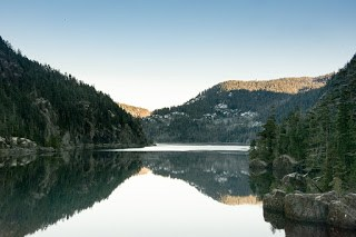 Atluk Lake, vancouver Island