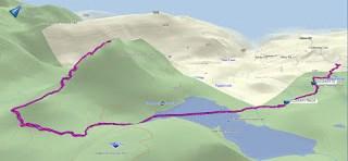 Mount Allen Brooks GPS Route & Map Strathcona Park, Vancouver Island