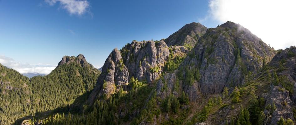 Genisis Range, Hiking Vancouver Island, Explorington, Matthew Lettington,