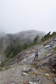Waring Peak, Island Mountain Ramblers, hiking, Waring Peak