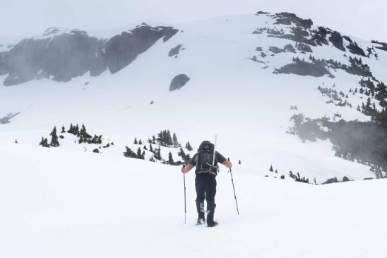 Mount Adam ahead!