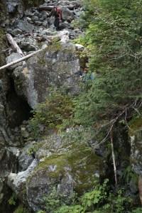 Hiking to Hidden Peak on Vancouver Island
