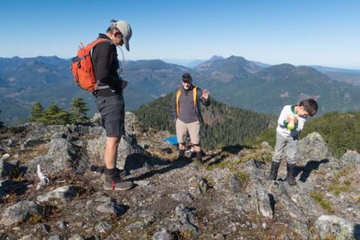 Green Mountain Summit shotq