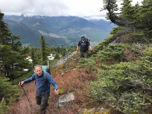Green Mountain via Sno Bird Trail-5328