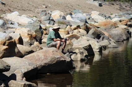 Kevin Fishing