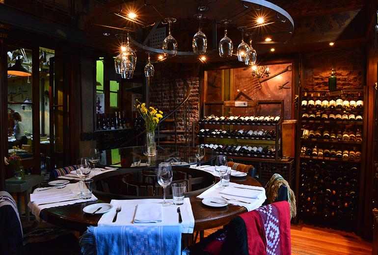 Azafran Ristorante 04 Creative Food & Wine Pairings