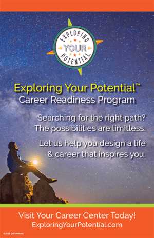 Image: Exploring Your Potential Poster - Stars