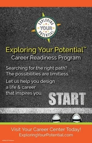 Image: Exploring Your Potential Poster - Start