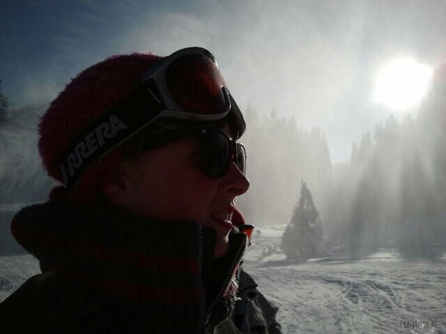 How I conquered my fear of skiing (+ tips for you)
