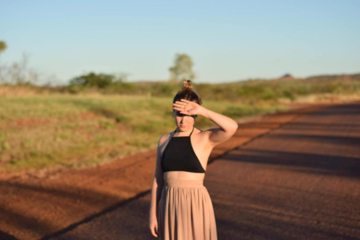 Lisanne in Halls Creek