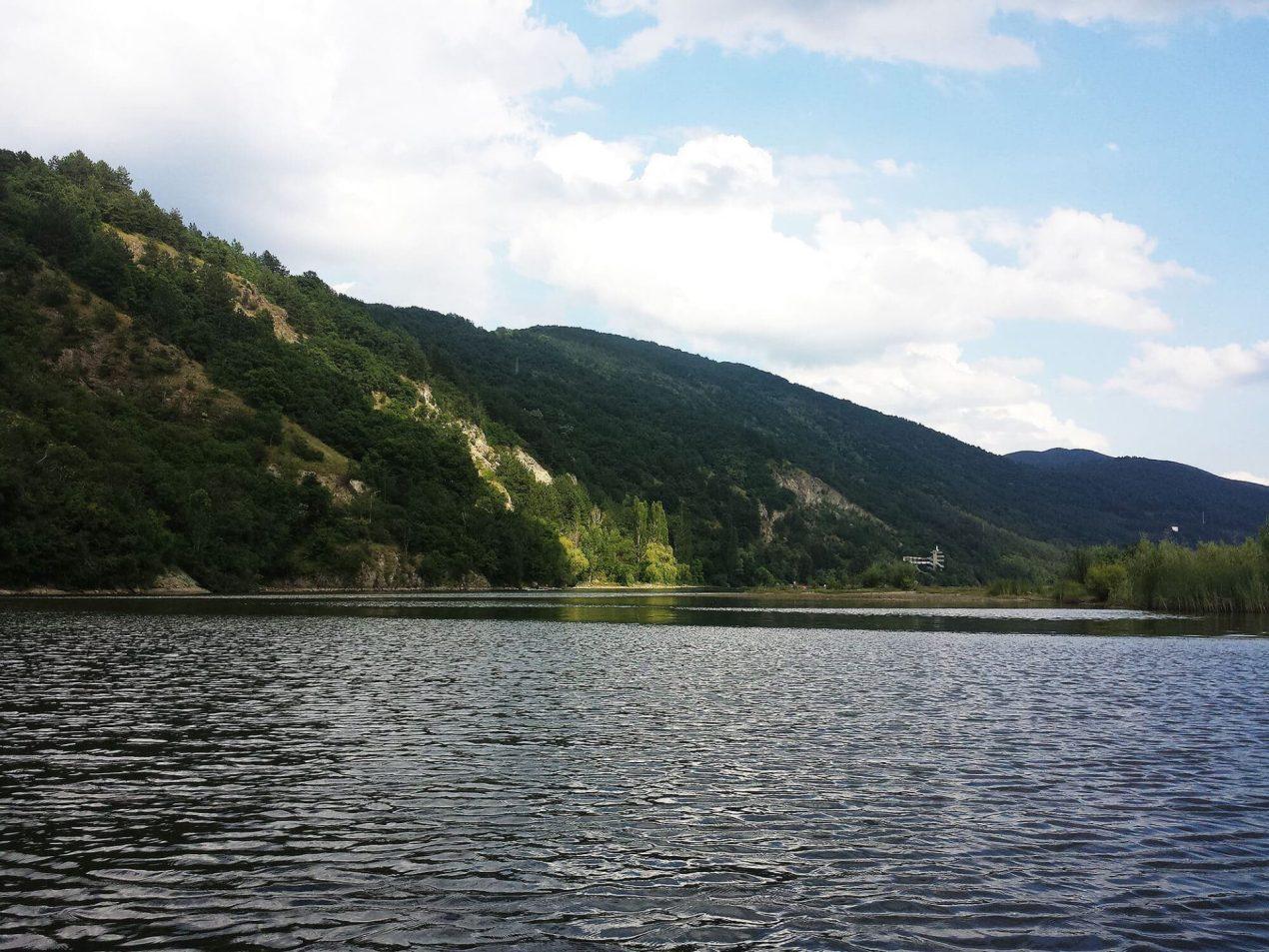 sofia pancharevo lake