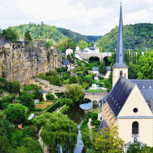 Top things to do in Luxembourg city in one day