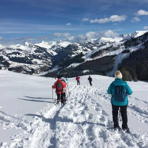The best activities for non-skiers in Kitzbühel