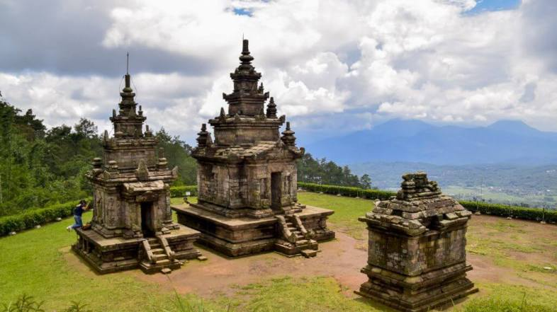 Gedong Songo temples in Java: a hidden gem