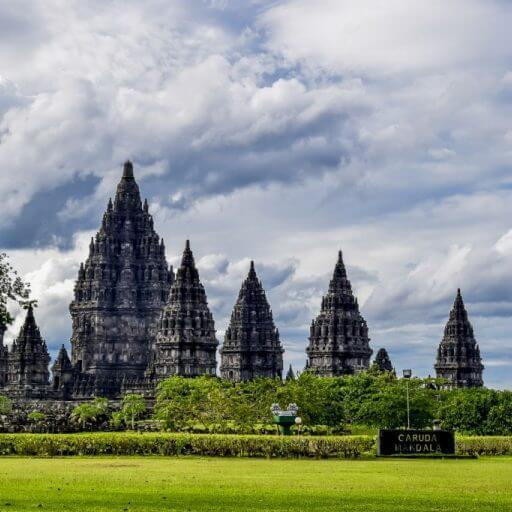 How to visit the Prambanan complex in Java