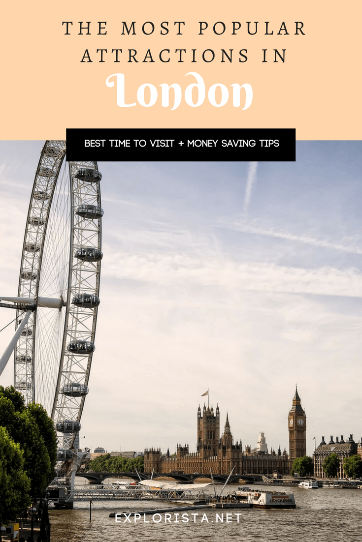 How to beat the lines at the most popular attractions in London