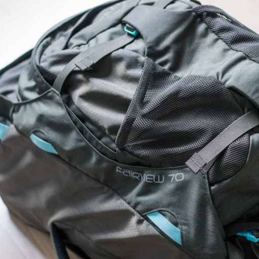 Osprey Fairview review: my honest experience with the Osprey Fairview 70L backpack