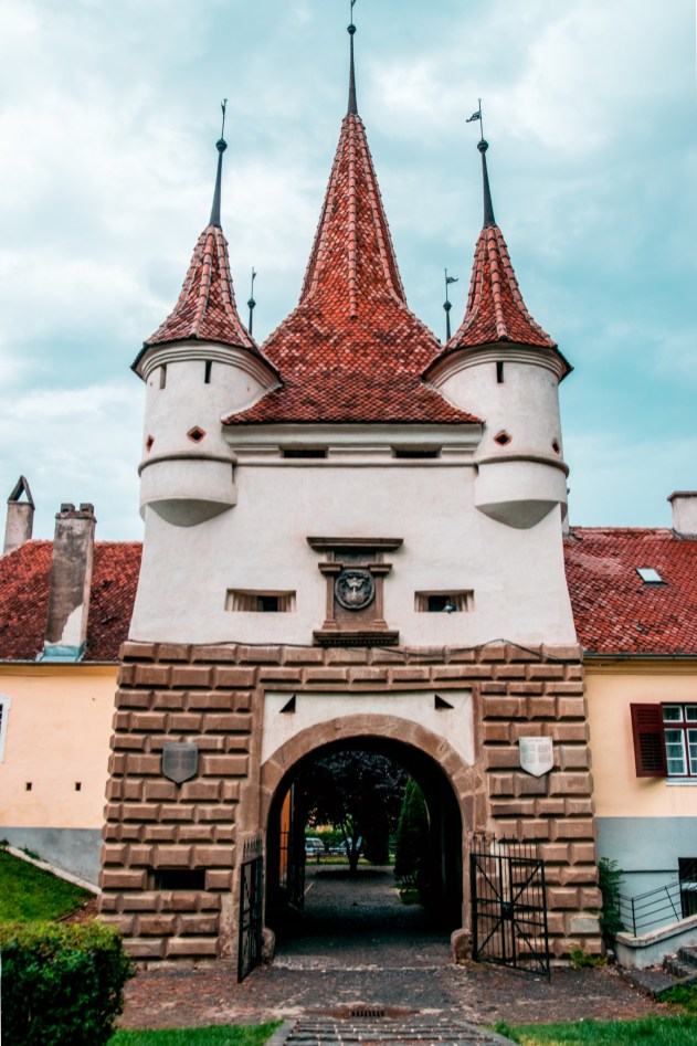 Brasov-catherines-gate