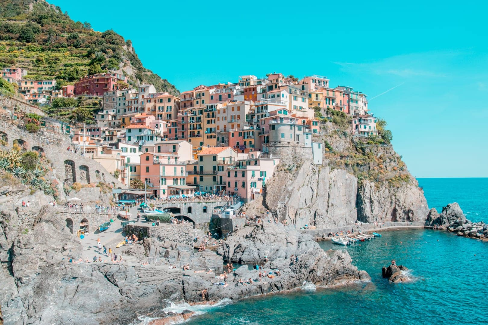 The Heart Of Cinque Terre how to visit cinque terre in italy