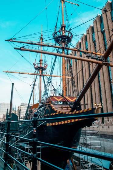 Londen-Londonsouthwarkboat1