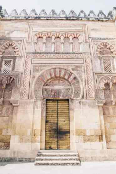 Cordoba15 - Dagtrip Córdoba: bezienswaardigheden & tips voor je stedentrip