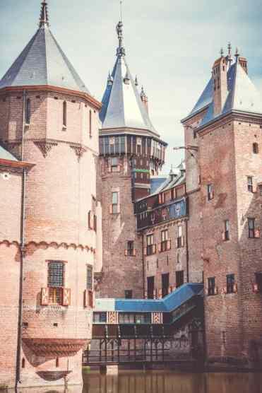 DeHaar9 - Kasteel de Haar bezoeken: onze zonnige middag in het grootste kasteel van Nederland