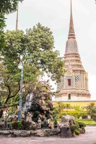 Bangkok10 - Tempels in Bangkok bezoeken: Wat Pho & Wat Arun