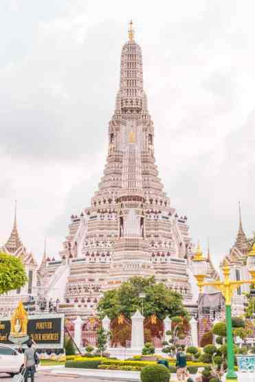Bangkok21 - Tempels in Bangkok bezoeken: Wat Pho & Wat Arun