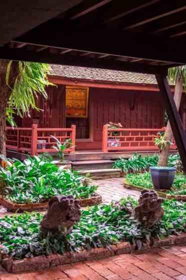 JimThompsonHouseBangkok1 2 - Een bezoekje aan Jim Thompson House in Bangkok: het mooiste huis van Bangkok